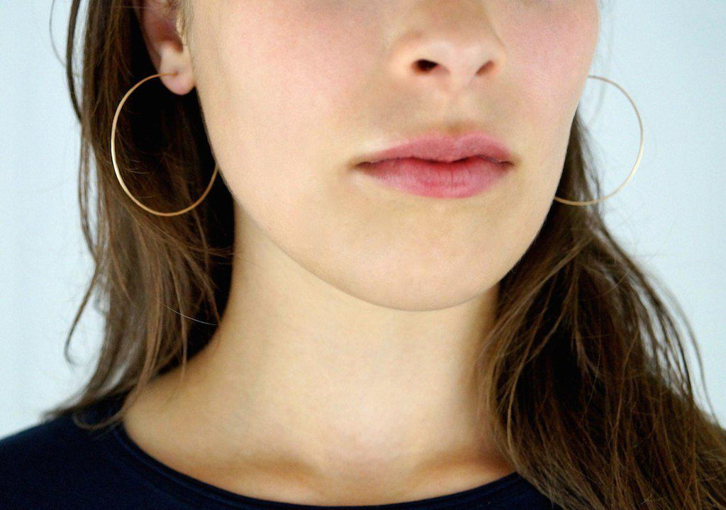Large 50mm Hoops-Daily Steals