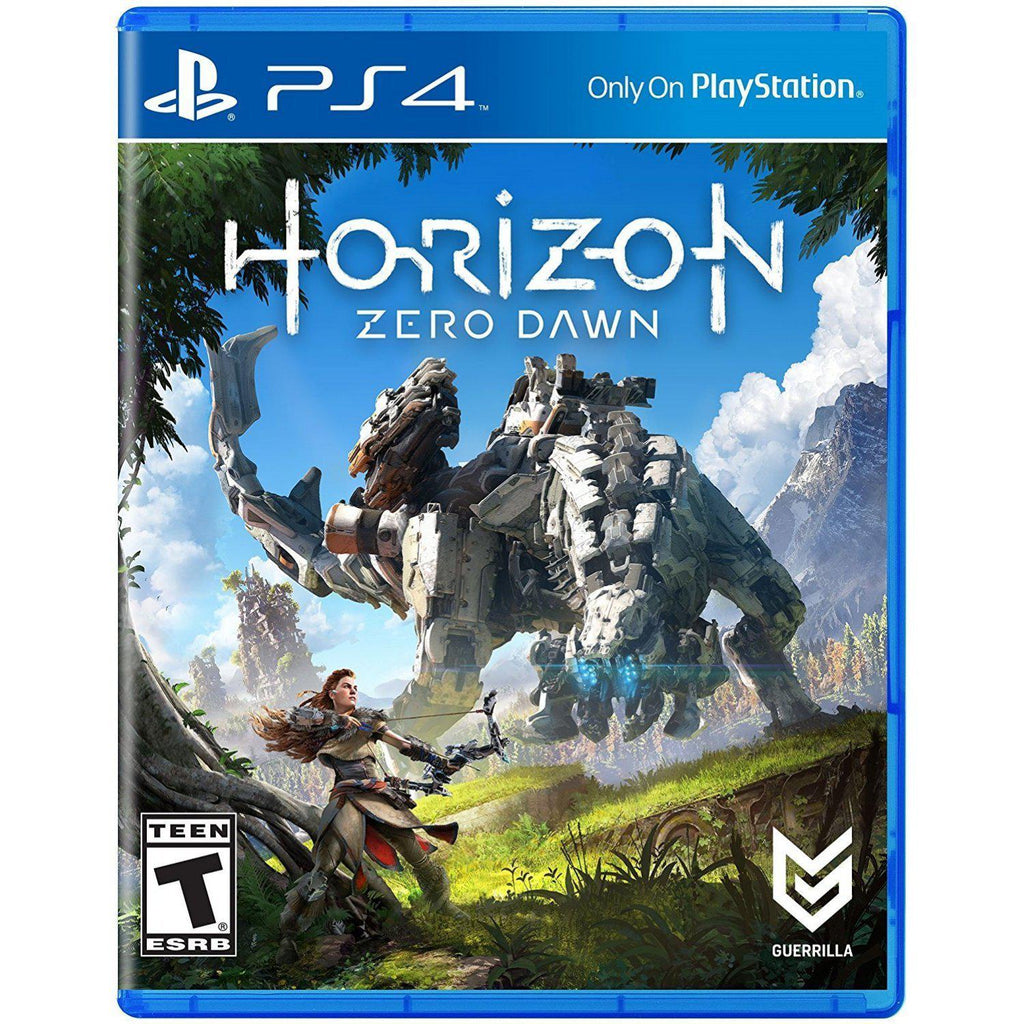 Daily Steals-Horizon Zero Dawn - Playstation 4-VR and Video Games-