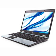 HP bærbar 6550B Intel Core i5 1. generation 520M (2,40 GHz) 4 GB hukommelse 320 GB harddisk-