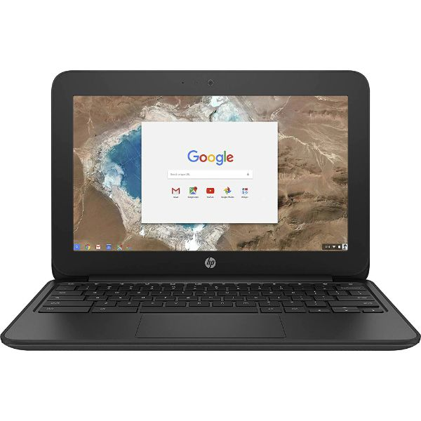 Chromebook HP 11 G5 11,6 po Intel Celeron N3060 1,60 GHz 4 Go de mémoire LPDDR3 16 Go-vols quotidiens