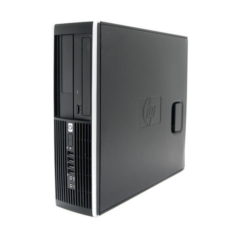 Daily Steals-HP Elite 8000 Desktop - Intel Core 2 Duo 3.0GHz, 4GB RAM, 250GB Hard Drive, DVD-RW, Windows 10 Pro-Desktops-