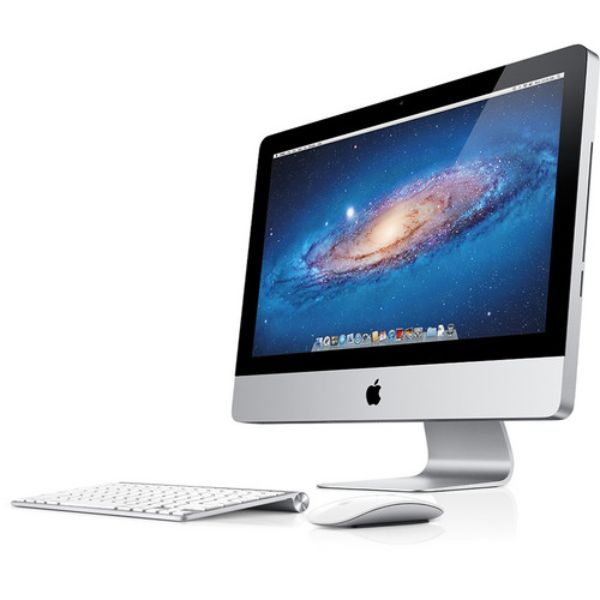 "Apple 21.5"" iMac Desktop Computer with Apple Wireless Keyboard and Mouse-Daily Steals"
