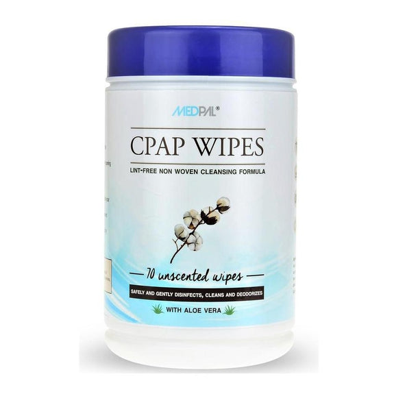 Medpal Unscented Alcohol-Free Disinfecting Cleaning Wipes - 70 Pack-Daily Steals