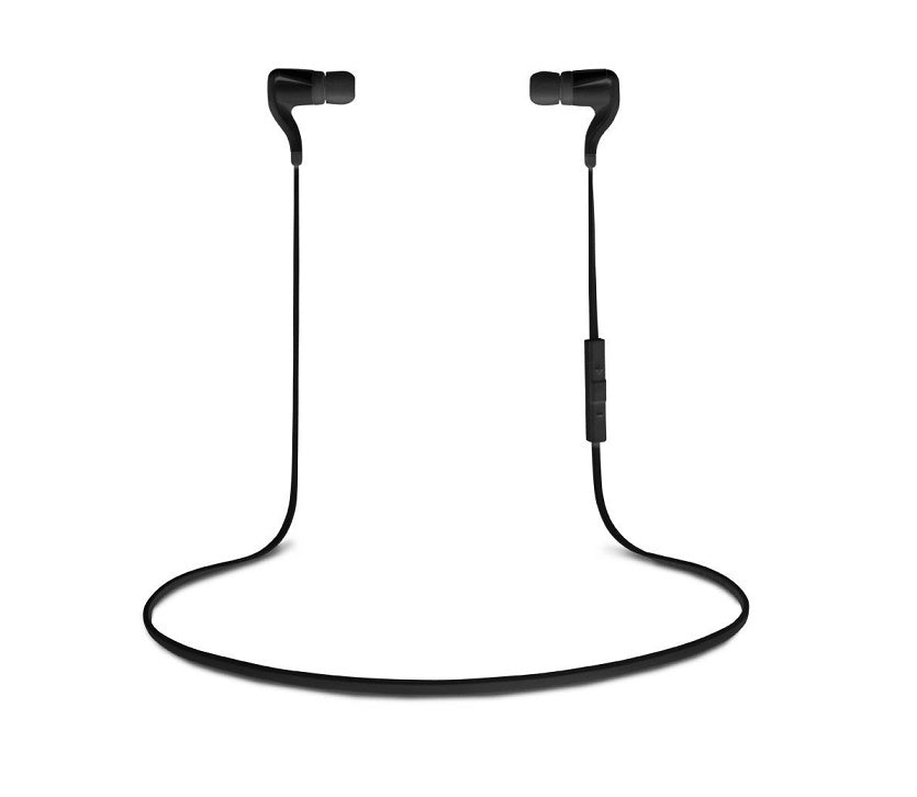 Plantronics BackBeat Go 2 Bluetooth Hi-Fi Headphones with Inline Controls-Black-Daily Steals