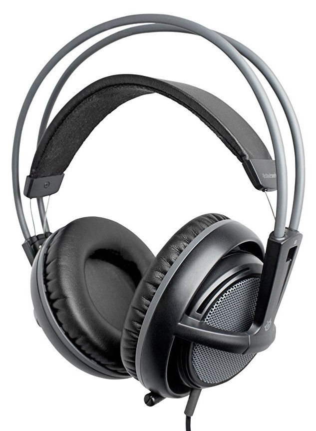 SteelSeries Siberia v2 Cross-Platform Gaming Headset for Xbox 360, PS3, PC, MAC-Daily Steals