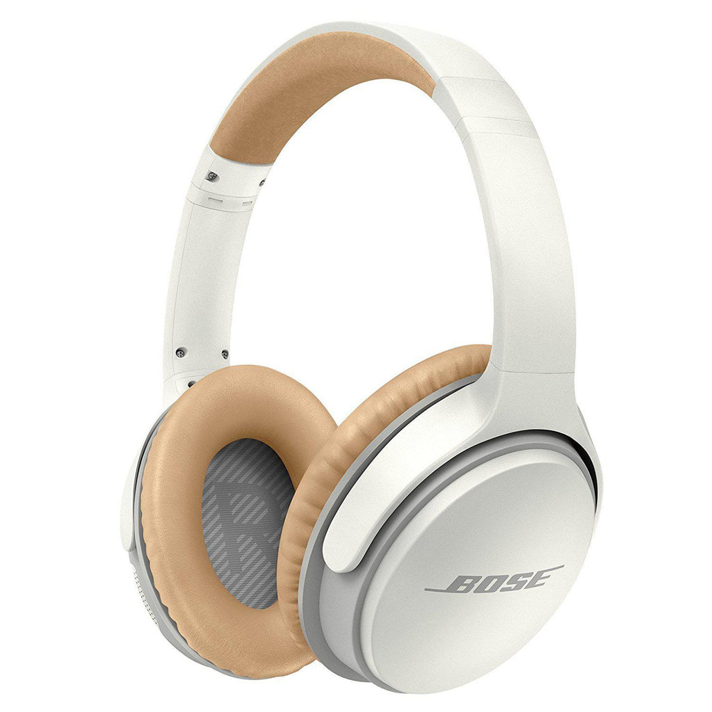 Daily Steals-Bose SoundLink Over-Ear Wireless Headphones II - White-Headphones-