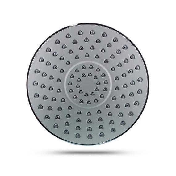Daily Steals-8-Inch High Flow Spa Shower Head with Rainfall and Waterfall Settings-Home and Office Essentials-