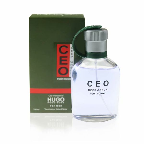 Alternative to HUGO by HUGO BOSS, Eau de Toilette Spray for Men - 3.4 Fl Oz-Daily Steals