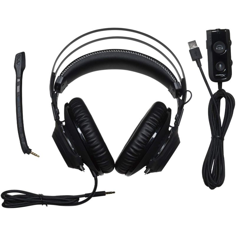 HyperX Cloud Revolver S - Gaming Headset-Daily Steals