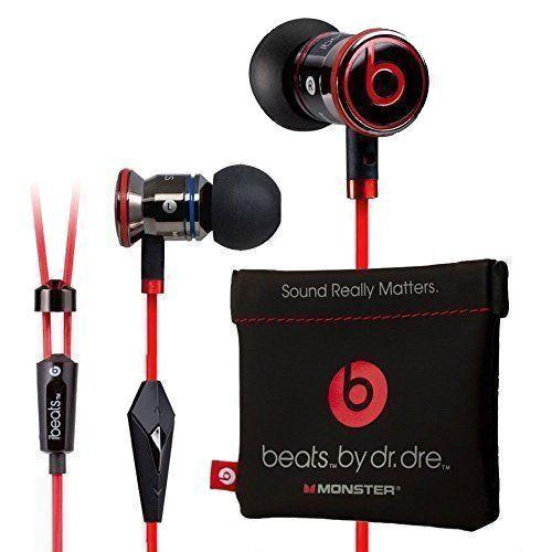 Casque Monster Beats by Dr Dre iBeats avec ControlTalk-Daily Steals