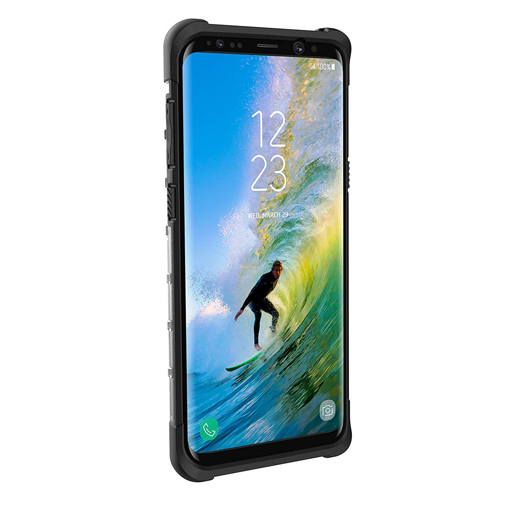 Daily Steals-UAG Samsung Galaxy S8+ Plasma Feather-Light Rugged Military Drop Tested Phone Case-Cell and Tablet Accessories-Ice-