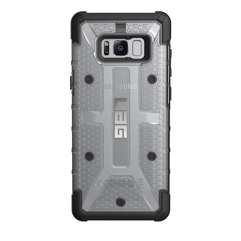 UAG Samsung Galaxy S8+ Plasma Feather-Light Rugged Military Drop Tested Phone Case-Daily Steals