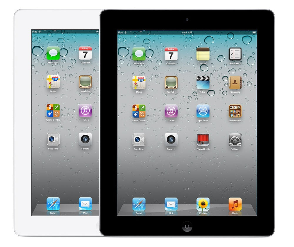 Apple iPad 2 Tablet - Wi-Fi + Optional Cellular - 32 and 64GB-Daily Steals