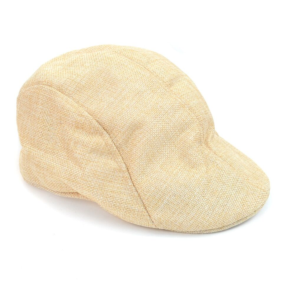 Classic Spring/Summer Linen Ivy Hat