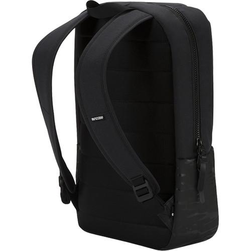 "Daily Steals-Incase Designs Corp Compass Backpack for 15"" MacBook Pro (Black Camo)-Computer and Laptop Accessories-"