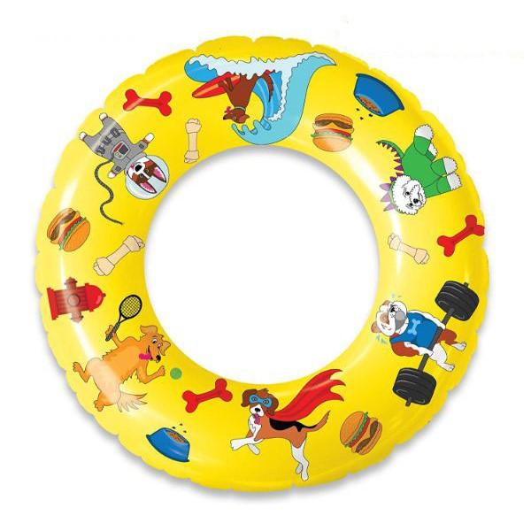 Daily Steals-Inflatable Pool Ring Floats - Dogs, Cats, Fish-Outdoors and Tactical-