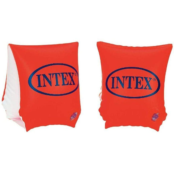 Intex Deluxe Floating Arm Band Swim Trainers - 2 Pack-Daily Steals