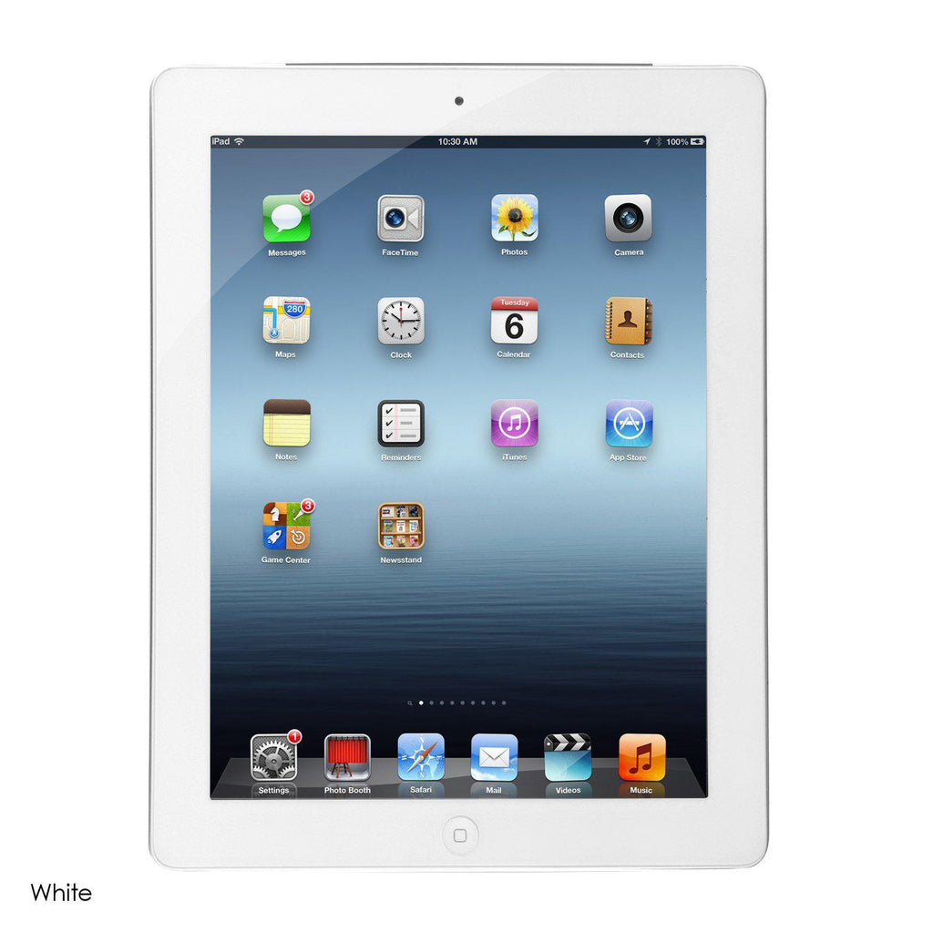 Apple iPad 4 Retina Display Bundle-White-16GB-Daily Steals