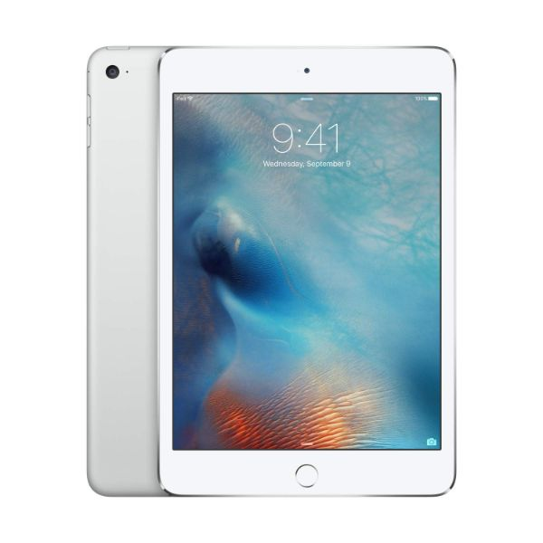 "Apple iPad Mini 4th Gen 7.9"" Retina 16GB WiFi Only Tablet-Silver-Daily Steals"