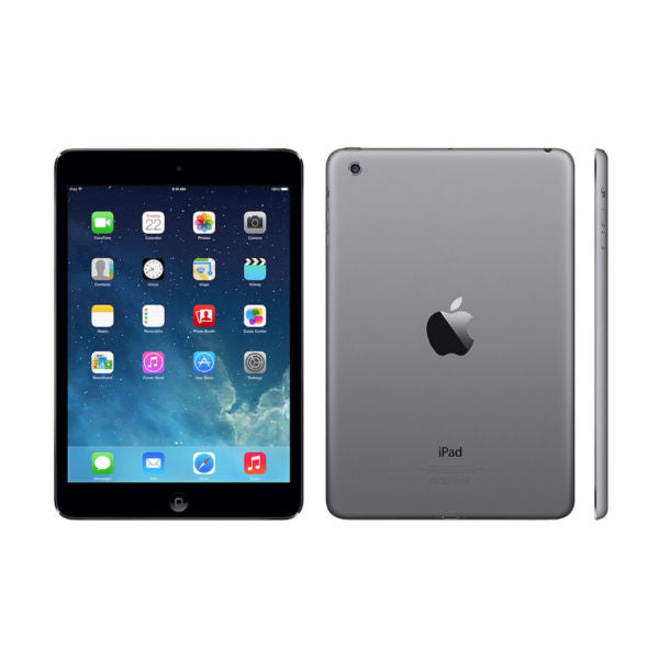 Apple iPad Air, Wi-Fi Capability - 128GB-Silver-Daily Steals