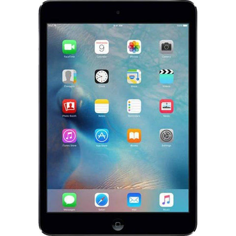 Daily Steals-Apple iPad Mini 2 with Wi-Fi & Retina Display – Space Gray-Tablets (refurbished)-16GB-