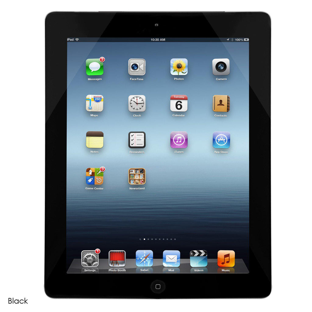 Apple iPad 4 Retina Display Bundle-Black-16GB-Daily Steals
