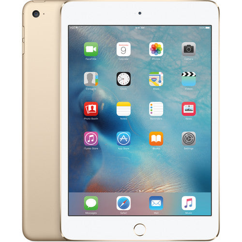 Apple 16GB iPad mini 4 (Wi-Fi Only) - Color Options Available-Gold-Daily Steals