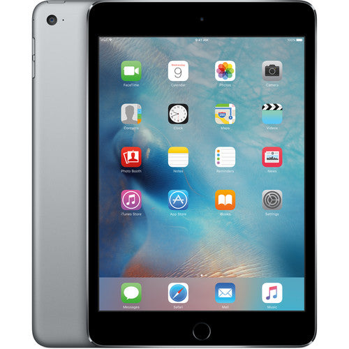Apple 16GB iPad mini 4 (Wi-Fi Only) - Color Options Available-Space Gray-Daily Steals