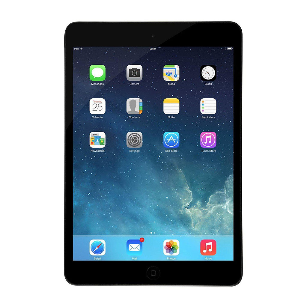 refurbished-Apple iPad Mini 1st Generation Tablet with Wifi - Refurbished-Black-32GB-