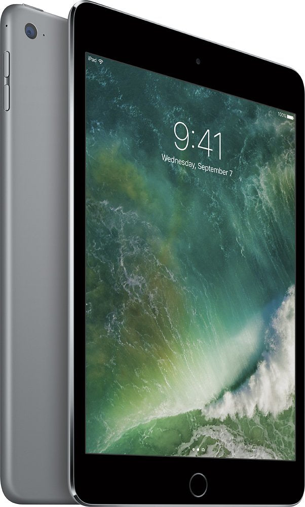 Daily Steals-Apple iPad mini 4 Wi-Fi 128GB-Cell and Tablet Accessories-Space Grey-