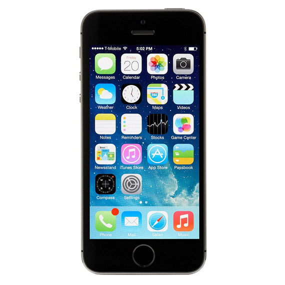 Apple, iPhone 5S, Unlocked, GSM Smartphone, 16GB-Space Gray-Daily Steals