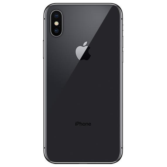 Apple iPhone X 64GB or 256GB - AT&T Locked-Space Gray-256GB-Daily Steals
