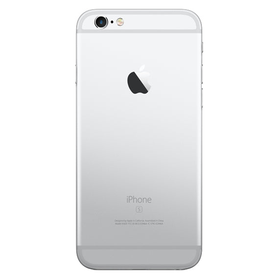 Apple iPhone 6s Plus 64 GB upplåst GSM 4G LTE-telefon w / 12MP-kamera - Silver (begagnad) - Daily Steals
