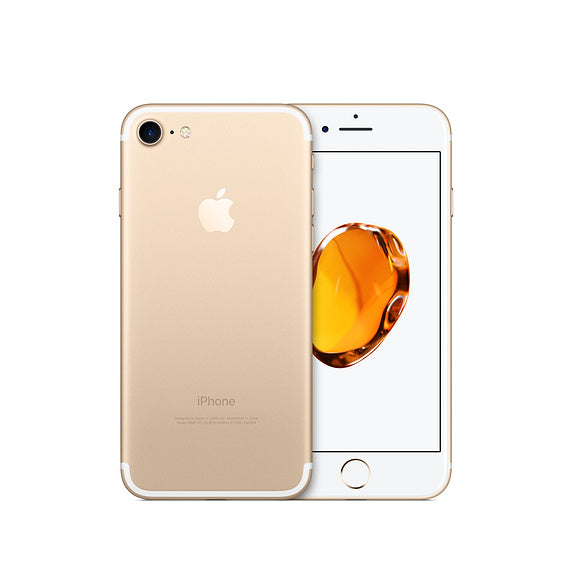 Apple iPhone 7/7 Plus 128GB (GSM Unlocked) Certified Pre Owned-Gold-iPhone 7-Daily Steals