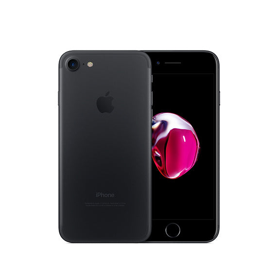 Apple iPhone 7/7 Plus 128GB (GSM Unlocked) Certified Pre Owned-Matte Black-iPhone 7-Daily Steals