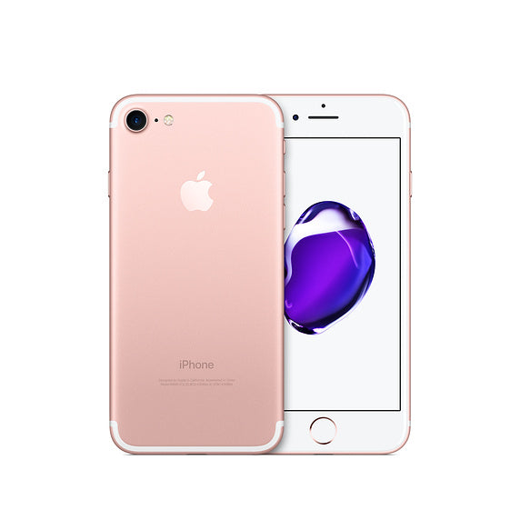 Apple iPhone 7/7 Plus 128GB (GSM Unlocked) Certified Pre Owned-Rose Gold-iPhone 7-Daily Steals