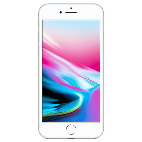 Apple iPhone 8 64GB for T-Mobile-Silver-Daily Steals