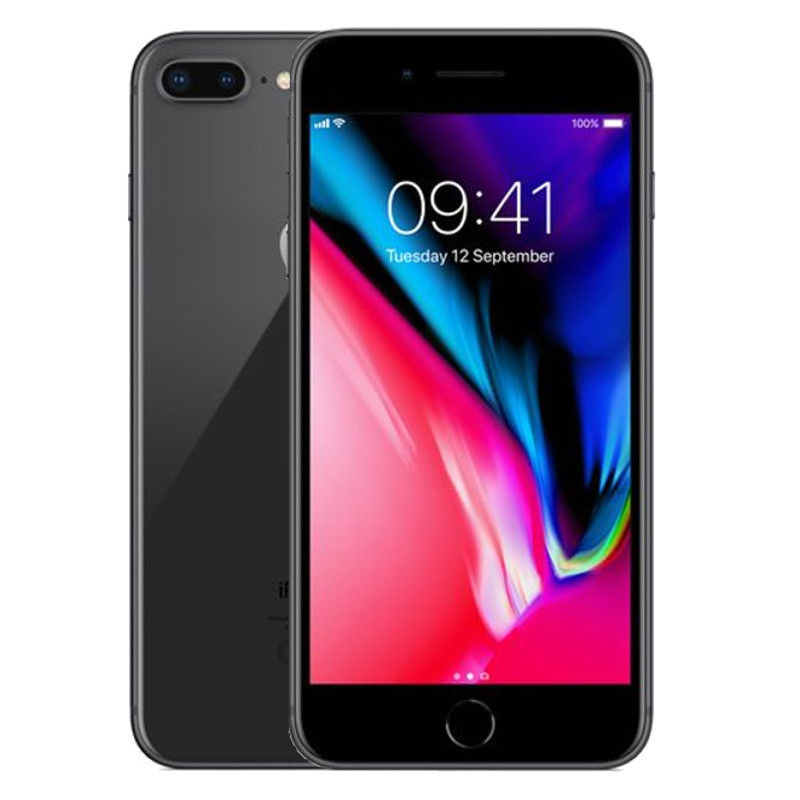 Daily Steals-Apple iPhone 8 Plus, 64GB, Verizon and GSM Unlocked, No Contract Required-Cellphones-Space Gray-