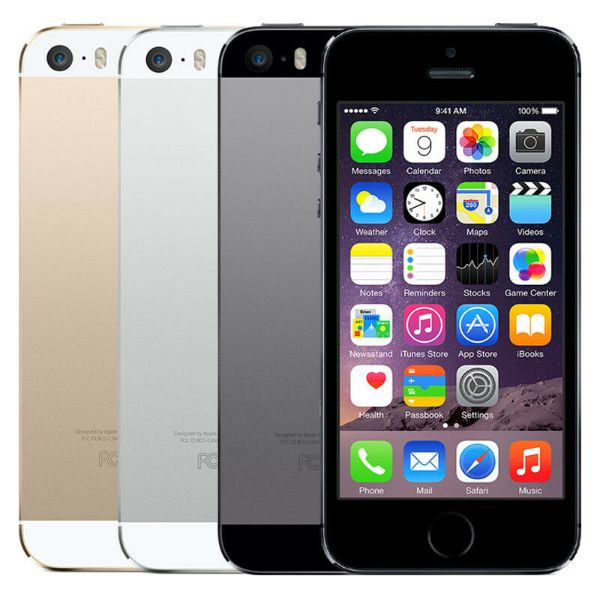 iPhone 5S 16GB Factory Unlocked Smartphone-Daily Steals