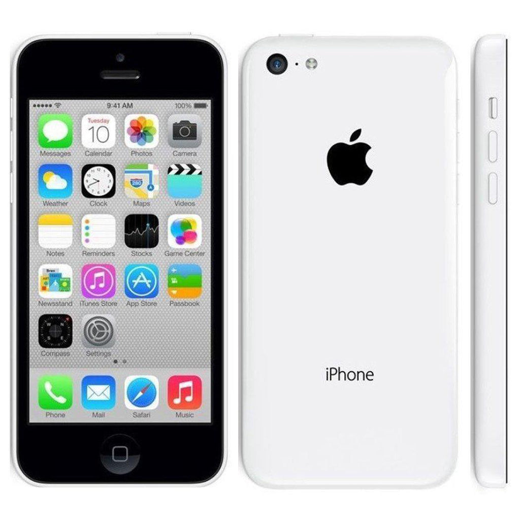 Apple iPhone 5c Verizon et GSM débloqué 8 Go Smartphone - White-Daily Steals