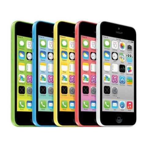 Daily Steals-Apple iPhone 5c 16GB Unlocked GSM Phone-Cellphones-Blue-
