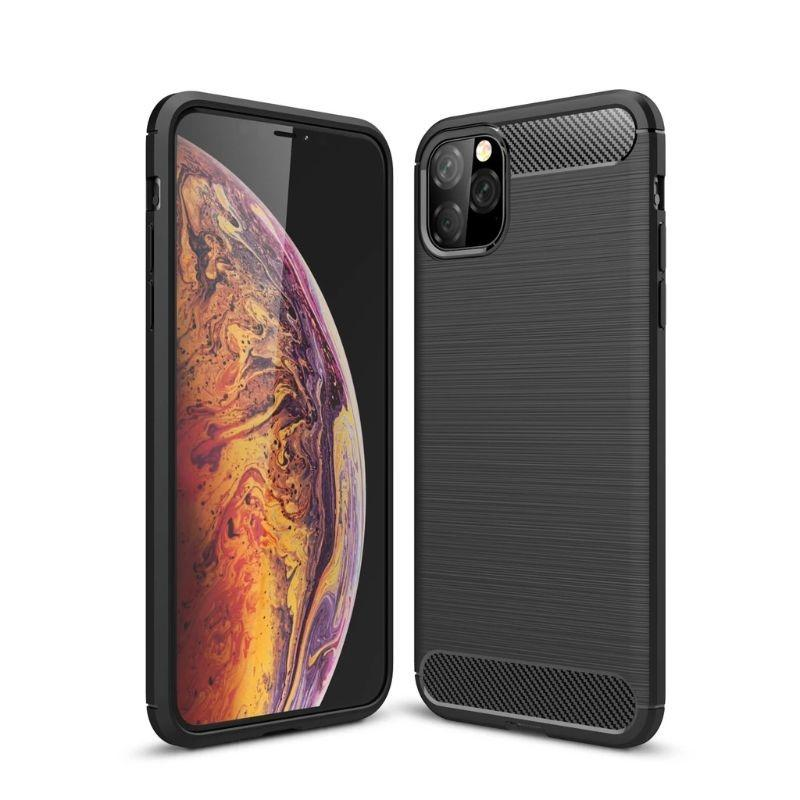 iPM iPhone's 11 Carbon Fiber Protective Case-Black-iPhone 11-Daily Steals