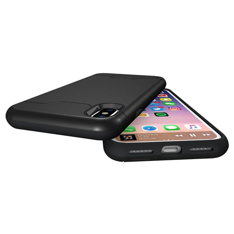iPM Apple iPhone 11, Pro, Pro Max Case With Hidden Credit Card Slot-Daily Steals