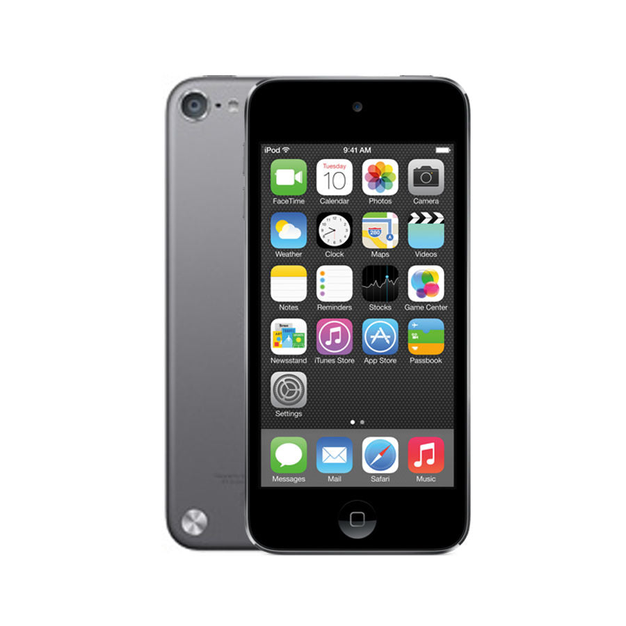Apple iPod Touch 16GB (5th Generation) - Space Grey - With Rear Camera-Daily Steals