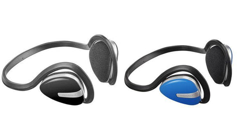 Daily Steals-Insignia Wireless On-Ear Bluetooth Sport Headphones-Headphones-Black-