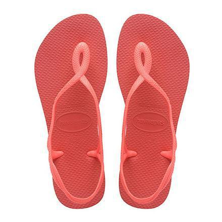 Havaianas Women's H. Luna Coral New Rubber Sandals-10 Womens-Daily Steals