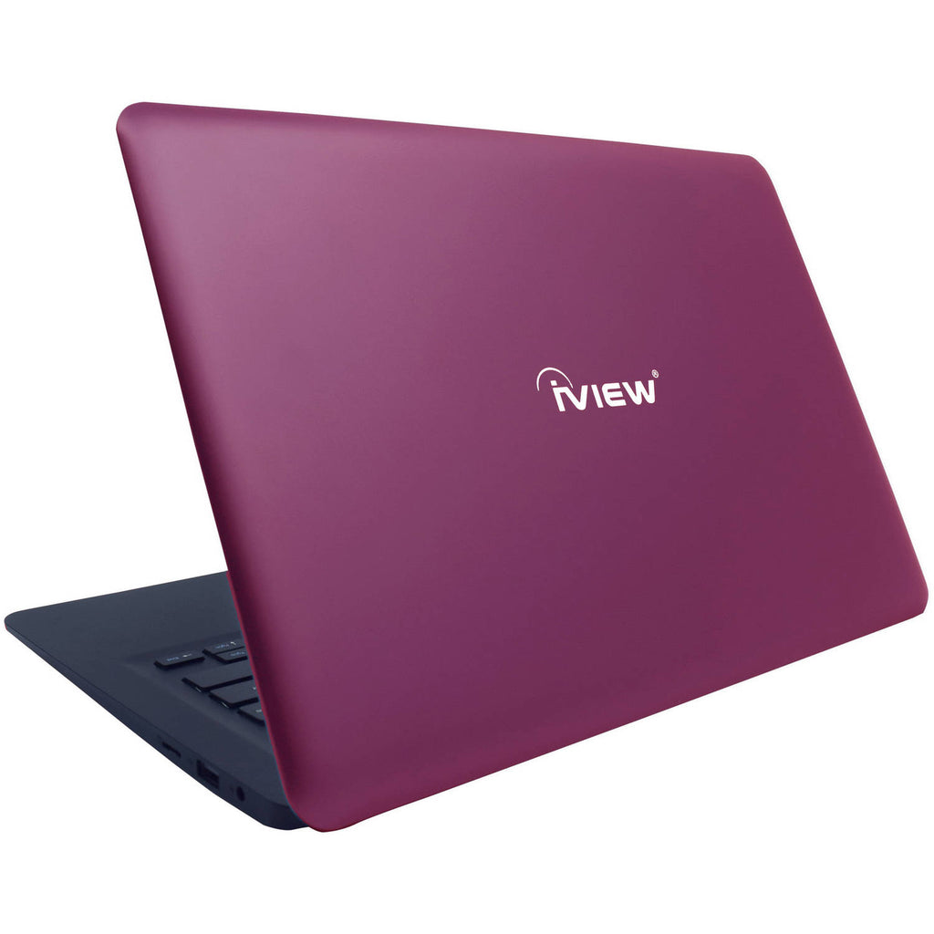 "Daily Steals-iView 13.3"" Laptop PC with Intel Atom Cherry Trail Z8300 Processor, 2GB Memory, 32GB Flash Drive and Windows 10-Laptops-Blue-"