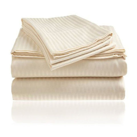 [4-Piece] Luxurious 1,000 Thread Count Egyptian Cotton Sheet Sets