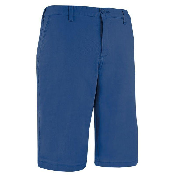 IZOD Men's Twill Flat Shorts-Royal-30-Daily Steals