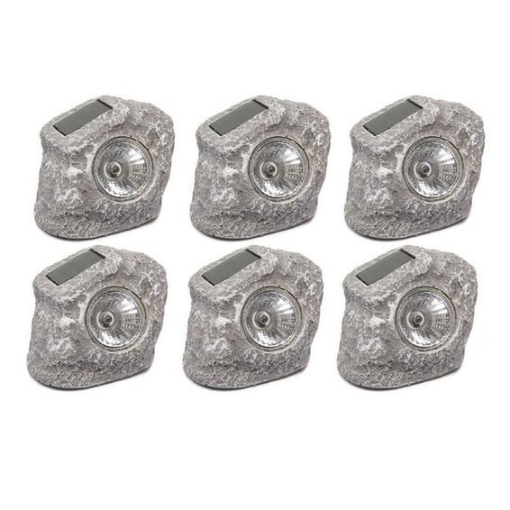 Daily Steals-Solar Rock Landscaping Lights - 6 or 12 Pack-Outdoors and Tactical-6 Pack-
